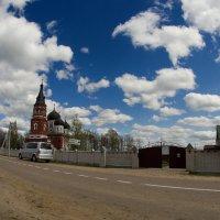 Александровский женский монастырь. :: Яков Реймер