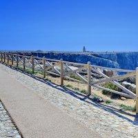 Путь на самую юго-западную точку Европы. Сагрес, Португалия. :: Виталий Половинко