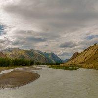 Река Чуя, Горный Алтай :: Дмитрий Кучеров