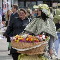 Продавщица цветов :: Алексей Петраш