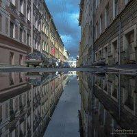Прачечный переулок :: Valeriy Piterskiy