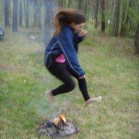 прыжок :: Екатерина Петрова