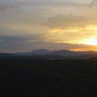 Восход солнца на Айгире :: Георгий Морозов