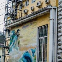 ...рисунок на стене... :: Александр Морозов