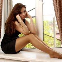 Принцесса на окошке :: Alex Ivanov