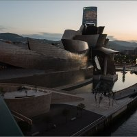 Музей Гугенхайма. г.Бильбао, Испания :: Lmark