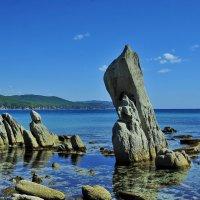 Прибрежные камни. :: Эдуард Закружный