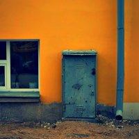 Немного минимализма :: Анастасия Болюбаш
