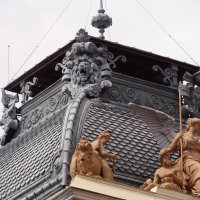 Крыша :: Наталия Короткова