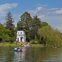 The Rest on the May :: Roman Ilnytskyi