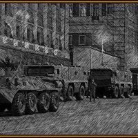 Москва.Компьютерное искусство. :: Виталий Виницкий