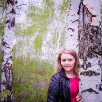 прогулка в лесу :: Алёна Колесова