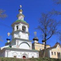 Храм Успения Пресвятой Богородицы (на Наволоке) :: Марина Назарова
