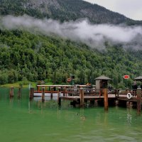 Озеро. :: Leonid Volodko