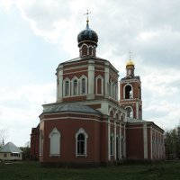 Церковь Преображения Господня :: Александр Качалин