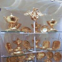 Выставка посуды и столового серебра Габсбургов :: Александр Тверской