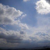 Облака :: Arusia Davrisheva