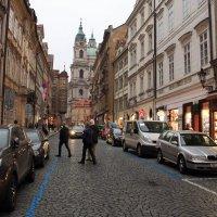 Прогулка по Праге. :: Андрей Вычегодский