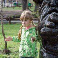 Гули, а вот и я! :: Ольга Савотина