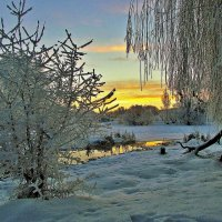 зимнее утро :: юрий иванов