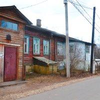 Бывший дом Господ (Ныне общага) :: Juliya Fokina