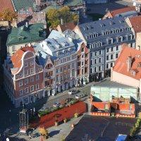Рижские крыши :: Jelena Jelenova