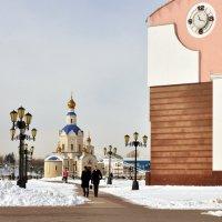 ...зимнее время... :: Ольга Нарышкова