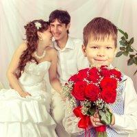 Свадьба :: Галина Данильчева
