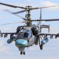 Ка-52 :: Владислав Перминов