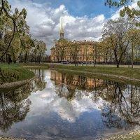 В Михайловском саду :: Valeriy Piterskiy