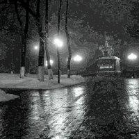 Фонари зовут! :: Владимир Шошин
