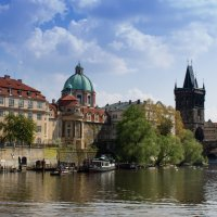 Прага. :: Надежда