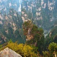 Летающие скалы... :: Mario Brindizi