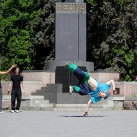 На Б.Садовой :: Андрей Lyz