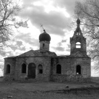обломки веры :: Sergey Raspopov