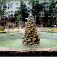 Фонтан в городе Люберцы :: Ольга Кривых