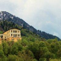 ..Весна в горах.. :: Арина Дмитриева