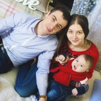 Детская и семейная фотосессия :: Светлана Логинова