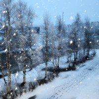 Май в Северодвинске :: Елена Третьякова