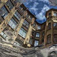 Взгляд из зазеркалья :: Valeriy Piterskiy