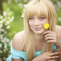 Ксения!Весна! :: Алла Кочкомазова