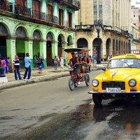 Yellow cab :: Arman S