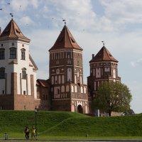 Мирский замок :: Дмитрий Смирнов