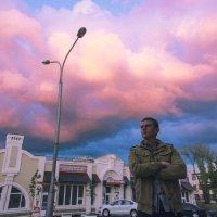 В облаках :: Александр Мартовецкий