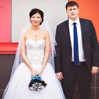 Жених и невеста :: Анна Герасимова