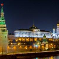 Москва, Кремлевская набережная :: Иван Дмитриев