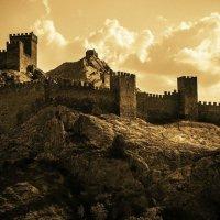 Генуэзская крепость Судак (Крым) :: Евгений Саныч