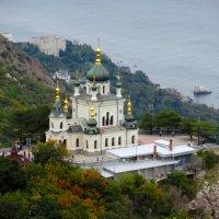 Форосская церковь :: Ольга Рывина