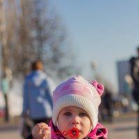 Прогулка в парке :: Евгения О