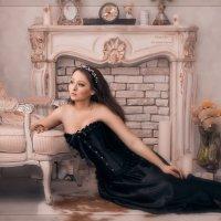 однажды в одном королевстве, жила была... :: Alevtina Yaros